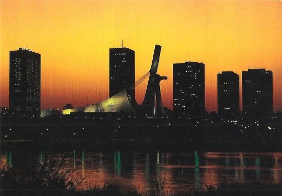 Abidjan, cathédrale, Claire Bethmont,