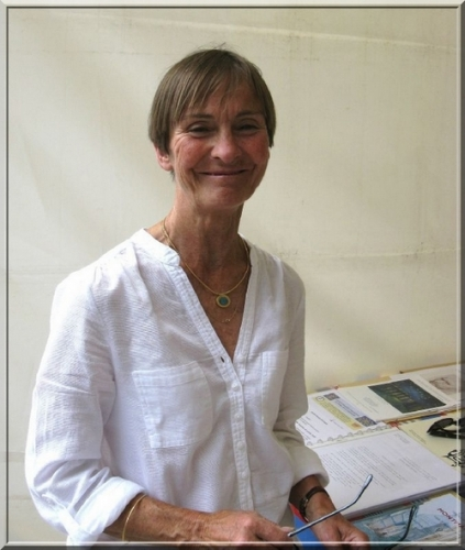 Sylvie Domenjoud, poète