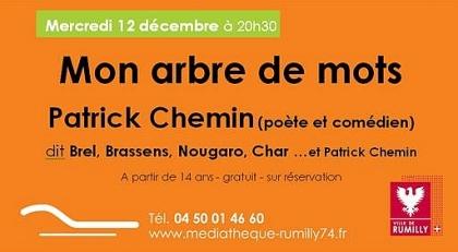 Patrick Chemin, Rumilly
